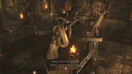 Resident Evil 0 HD - Basement hall snake examine 1