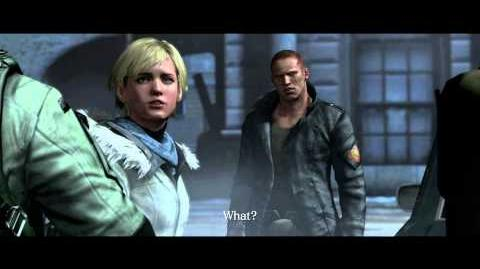 Resident Evil 6 all cutscenes - Urban Warfare (Chris' version)