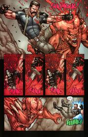 Resident Evil Vol 2 Issue 2 - Holiday Sugarman