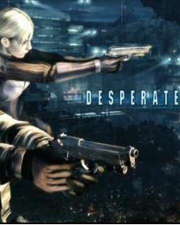 Desperate Escape Resident Evil Wiki Fandom