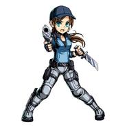 Jill RE5 Clan Master