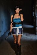 Julia Voth as Jill Valentine 31