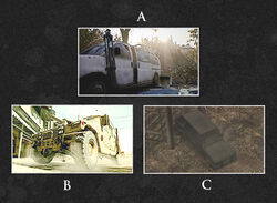 One Click Question - No.57 RE4, 5, 7 The Main Character's Choice of Wheels