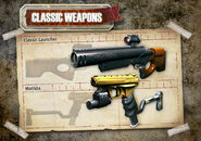 REORC classic weapon kit