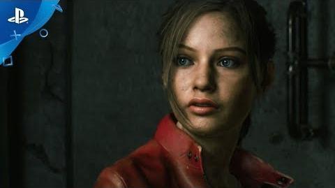Resident Evil 2 - Story Trailer - PS4
