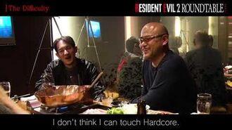 Resident Evil 2 Roundtable Part 4