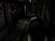 Resident Evil 3 background - Uptown - boulevard c2 - R11E02
