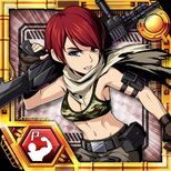 BIOHAZARD Clan Master - Character card - Tweed 2