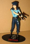 Moby Dick - Jill (S.T.A.R.S.) figurine 1