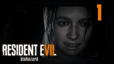 Resident Evil 7 Biohazard 1 Looking for Mia В поисках Мии No Commentary Walkthrough PC