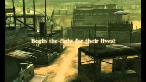 Resident Evil The Mercenaries 3D - January Reveal Trailer