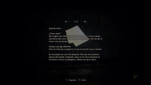 Carta de Jim