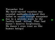 RECV - Worker's Diary 4