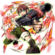 Rebecca RE1 Clan Master13