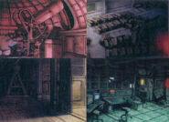 Resident Evil Zero concept art 8