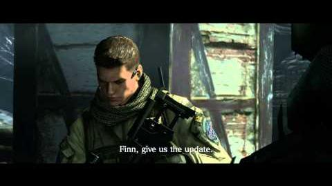 Resident Evil 6 all cutscenes - Eastern Europe, Six Months Ago