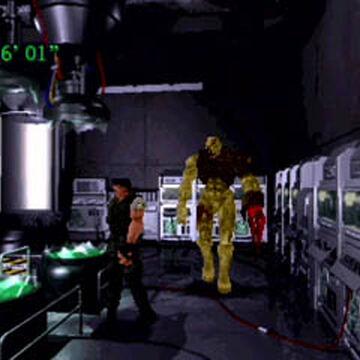 Gold Tyrant Resident Evil Wiki Fandom