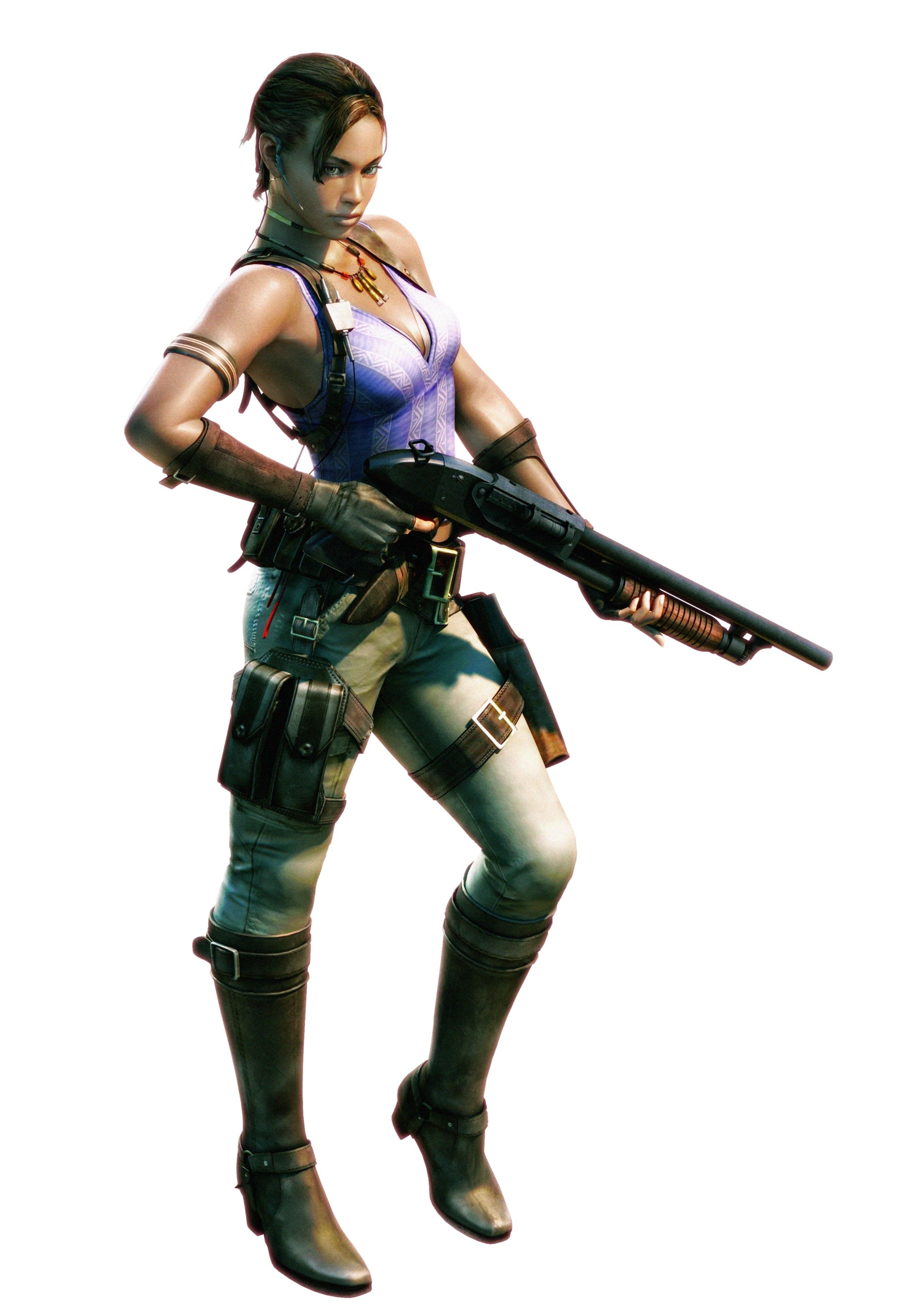 Sheva Alomar Resident Evil Wiki Fandom