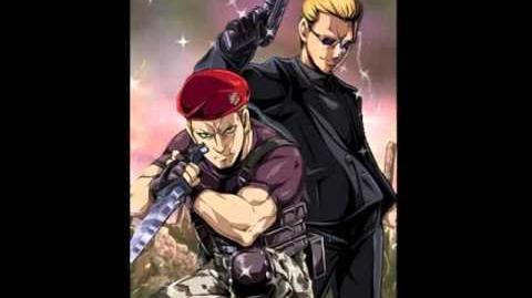 Biohazard Clan Master Wesker Krauser team up!
