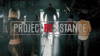 Project Resistance Teaser