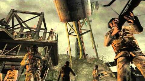 Resident Evil 4 all cutscenes - Chapter 5-4 scene 1