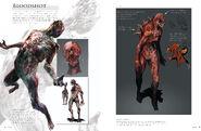 Resident Evil 6 Artworks - Creature Design (7)