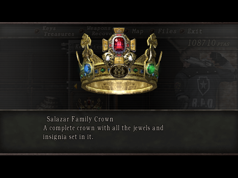 Salazar Family Crown | Resident Evil Wiki | FANDOM powered by Wikia