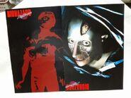 BIOHAZARD Nightmare postcards 3