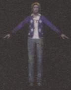 Degeneration Zombie body model 38