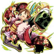 Jill Kimono Clan Master