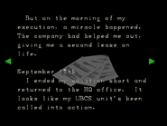 RE264 EX Mercenary's log 03