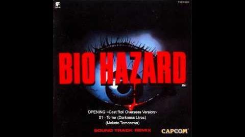 Resident Evil Original Soundtrack Remix 01 - Terror (Darkness Lives)
