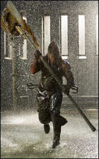 resident evil afterlife monster hammer