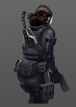 Operation Raccoon City gallery - Concept Item 110