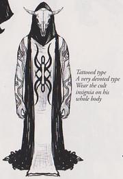 Rejected Ganado - Tattooed-type zealot