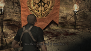 Resident Evil 4 Village - Lift sacrificial altar 2