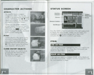 Resident Evil CODEVeronica X PS2 manual 6