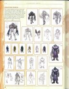 Creature Design RE2