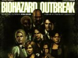BIOHAZARD OUTBREAK OFFICIAL GUIDE BOOK