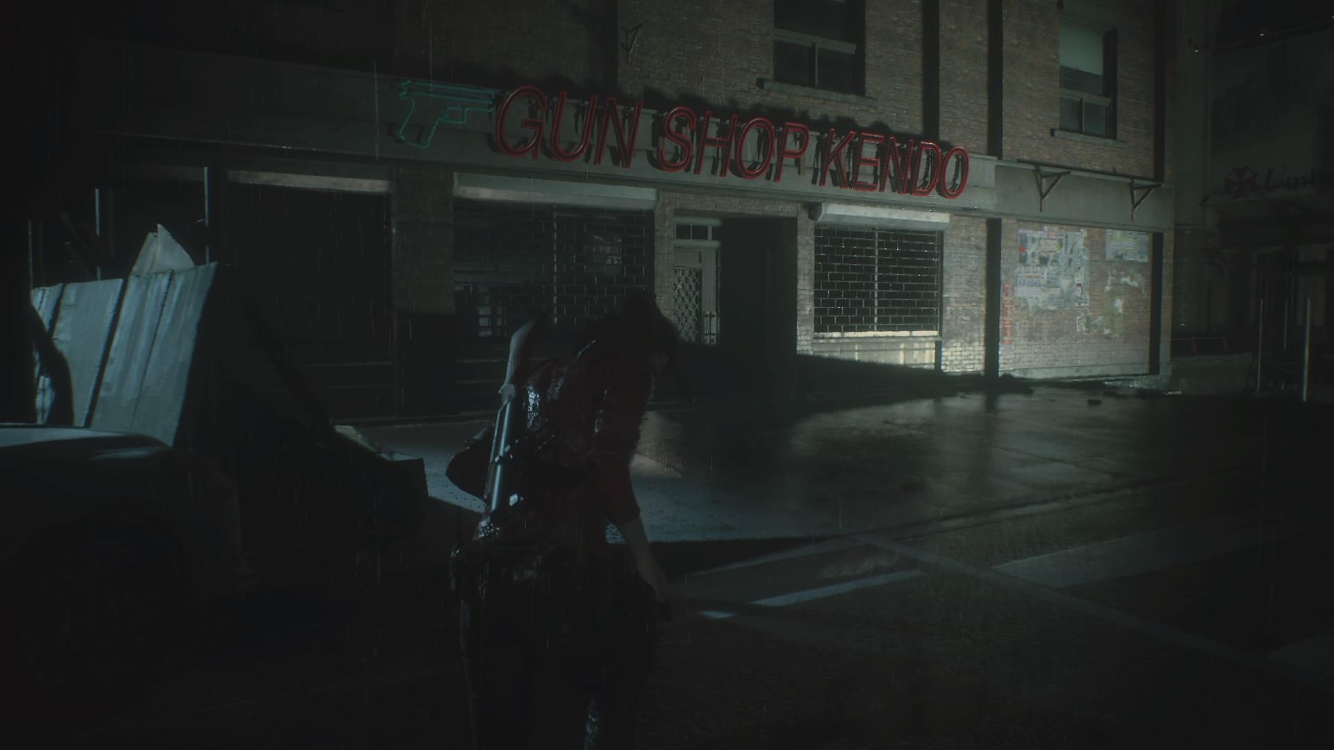 Gun Shop (RE2 remake) | Resident Evil Wiki | FANDOM powered by Wikia