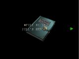 Rapport de Jill