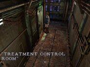 Treatment Control Room