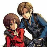 BIOHAZARD Clan Master RE6 Leon & Ada 2