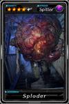 Deadman's Cross - Sploder card