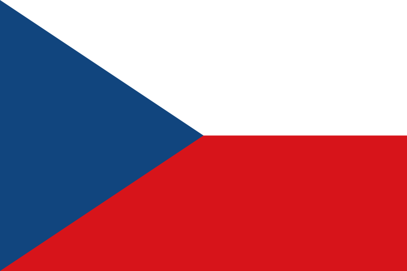 Fichier:Flag of Czech Republic.png