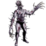 BIOHAZARD Clan Master - BOW art - Iron Maiden