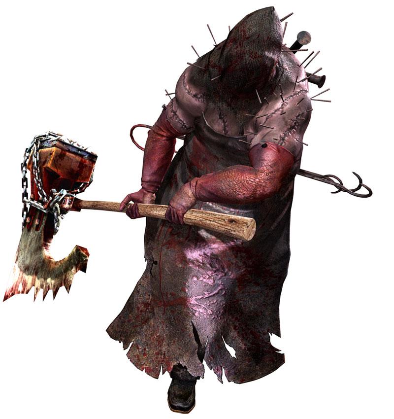 resident evil executioner majini