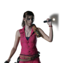 RE2 remake - Claire Classic Jacket costume PV