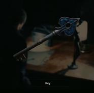 RE2make Spade Key