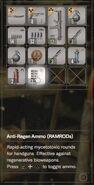 RESIDENT EVIL 7 ramrod inventory